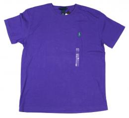 POLO Ralph Lauren(ラルフローレン)/ONE POINT T-shirts(purple)[通常価格 \5.040]
