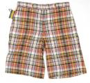 RUGBY/cotton チェック柄 shorts -28inch-