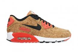 "NIKE(ナイキ)/AIR MAX 90 Anniversary""CORK""[BRONZE/BLACK-INFRARED]725235-706レディー"