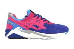 "ASICS(アシックス)/FOOT PATROL GEL-KAYANO TRAINER""STORM""[TRUE BLUE/TRUE BLUE]H52Q"