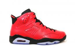 "NIKE(ナイキ)/AIR JORDAN 6(VI) RETRO""INFRARED 23"" [BLACK/INFRARED]384664-623"