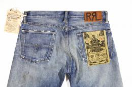 RRL(ダブルアールエル)/ICON CORE-LOW STRAIGHT 4860443 LSPK