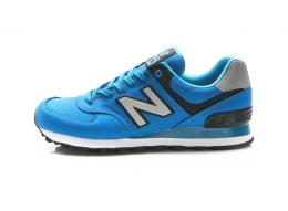 New Balance(ニューバランス)/Windbreaker Pack ML574WBB [BLUE/GREY/BLACK]