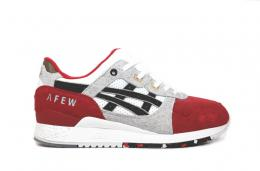 "ASICS(アシックス) TIGER/AFEW GEL-LYTE III(ゲルライト3)[WHITE/BLACK]""KOI""h51nk 0190 メン"