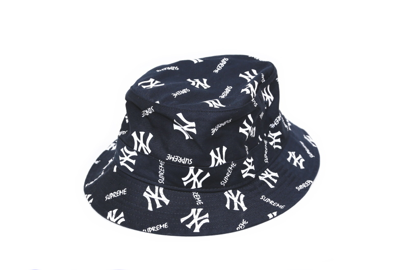 9f0a4662 wholesale new york yankees boonie hat grey 8670f 2d4c0