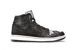 "NIKE(ナイキ)/AIR JORDAN 1 RETRO HIGH ""BHM"" 579591-010 メンズ スニーカー"
