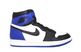 FRAGMENT DESIGN × NIKE(ナイキ)/AIR JORDAN 1 RETRO HIGH[BLACK/SPORT ROYAL-WHITE