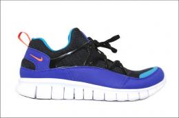 NIKE(ナイキ)FREE HUARACHE LIGHT[BLACK/ORANGE]555440-085
