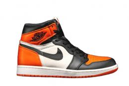 "NIKE(ナイキ)/AIR JORDAN 1 RETRO HIGH OG""Shattered Backboard"" [WHITE/LT PSN GRN"