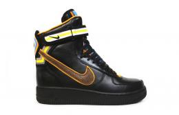 NIKE + R.T.AIR FORCE 1 SP RICCARDO TISCI HI[BLACK/BAROQUE BROWN]669919-029