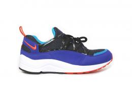 "NIKE(ナイキ)/AIR HUARACHE LIGHT""ULTRA MARINE""[CONCORD/TEAM ORANGE-BLACK]306127"