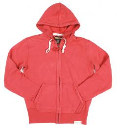 RUGBY by RALPH LAUREN/ZIP UP HOODIE[RED]