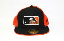 NEWERA(ニューエラ) MLB FITTED CAP/ORIOLES