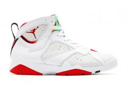 "AIR JORDAN 7 RETRO""HARE""""BUCKS BARNEY"" 304775-125"