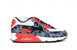 NIKE/AIR MAX 90 DNM QS[MIDNIGHT NAVY/BLACK-WHITE-INFRARED]700875-400 メンズ