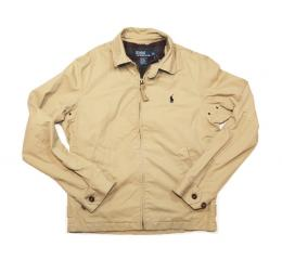 POLO RALPH LAUREN(ポロラルフローレン)/SWING TOP JKT [KHAKI]
